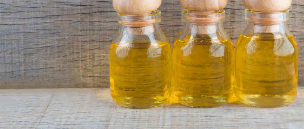 dropper container oil